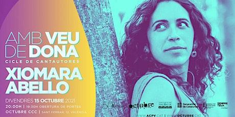 Amb veu de dona: Xiomara Abello entradas