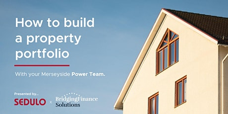 How to build a property portfolio with your Merseyside power team tickets