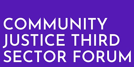 Stirling Community Justice Third Sector Forum tickets