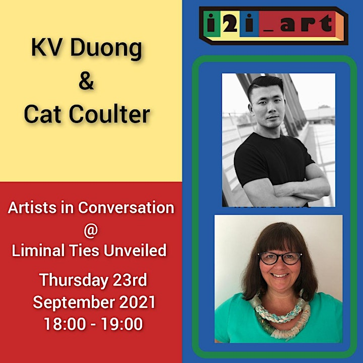 Liminal Ties Unveiled - Artists in Conversation image