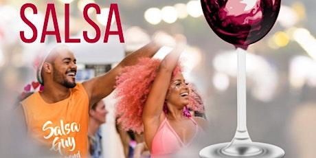 Thursday Salsa Nights at Richmond Wine Station tickets