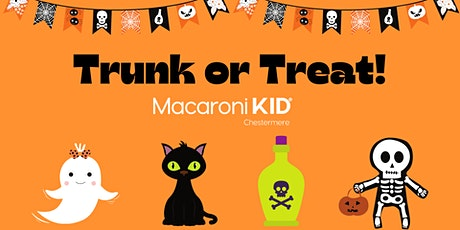 Macaroni KID Chestermere - Trunk or Treat tickets
