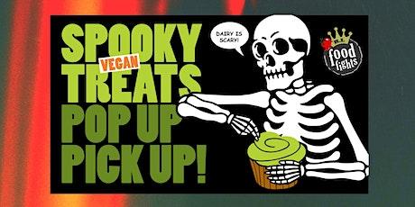 Vegan Spooky Treats POP UP Pickup tickets