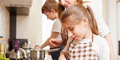 October Half Term Family Recipe Bag -  Session 2 tickets