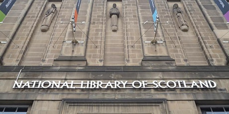 Doors Open Day: Tours of the National Library of Scotland tickets