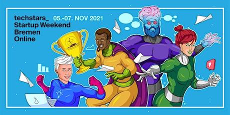 Techstars Startup Weekend Bremen Tickets