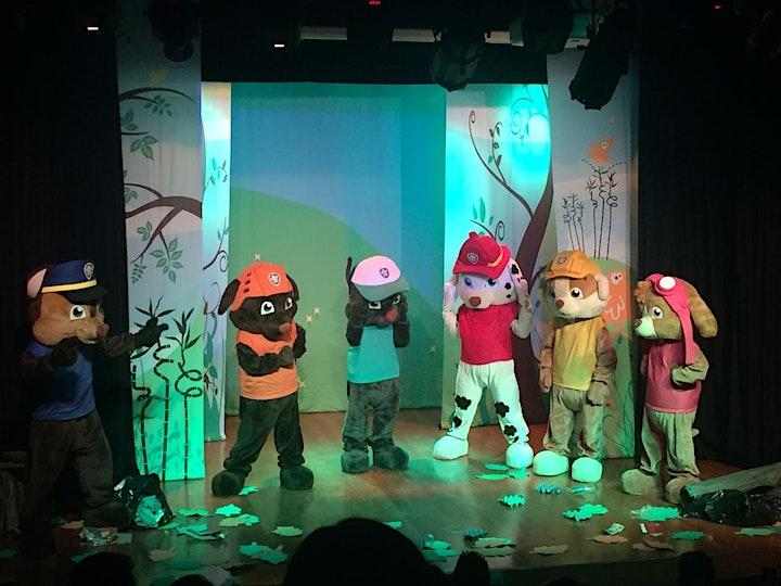 Imagem do evento Desconto! Patrulha Pet Missão: Salvar a Natureza, no Teatro BTC
