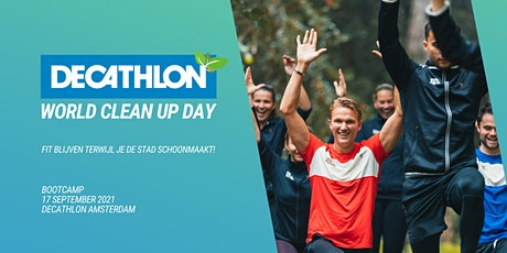 Bootcamp Amsterdam ArenA - World Clean Up Day tickets