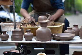 Ceramics on the Wheel - Wednesdays (6 Week Session) tickets