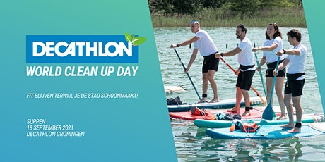 Suppen/Supping Groningen - World Clean Up Day tickets