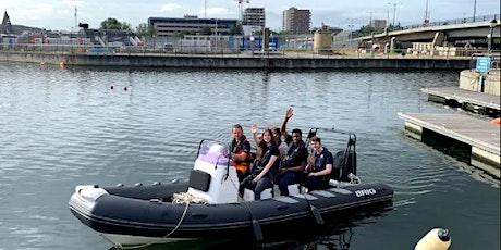 RIB Rides - part of Royal Docks Originals Festival tickets