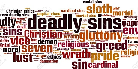 """MJA Lecture: """"The Seven Deadly Sins"""" by James Hollis, PhD, Jungian Analyst tickets"""