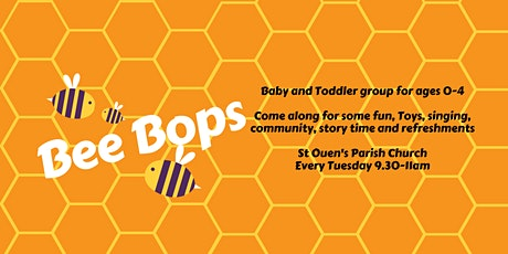 Bee Bops Baby and Toddler Group tickets