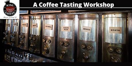Single-Origin Coffee Varietal Tasting Workshop tickets