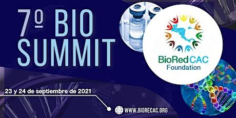 7º Bio Summit de Biored CAC entradas