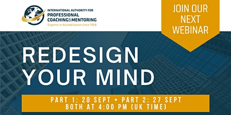 Live Masterclass: Redesign Your Mind with Eric Maisel tickets