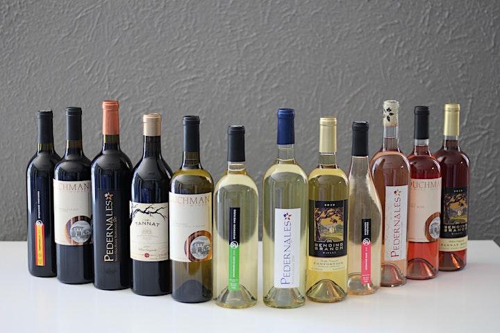 Texas Fine Wine Annual Dinner image