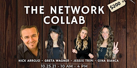 THE NETWORK COLLAB: Melted and Motivated tickets