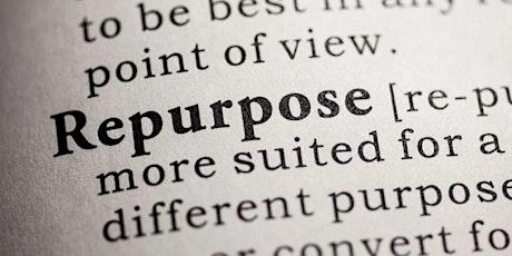 RePurpose at ReStore tickets