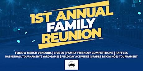 Black Millennials of Dallas 1st Annual Family Reunion Picnic tickets