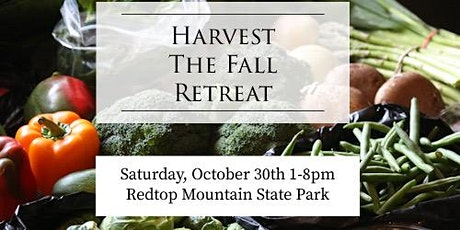 """""""Harvest"""" The Fall Retreat tickets"""