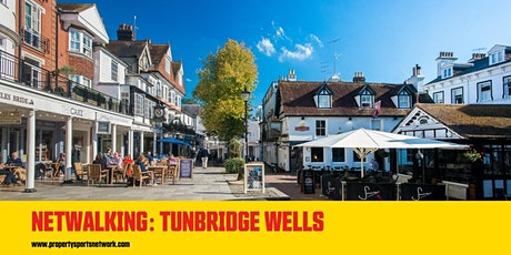 NETWALKING TUNBRIDGE WELLS: Property networking in aid of LandAid tickets
