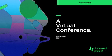 Interact Global | a free, virtual experience design conference tickets