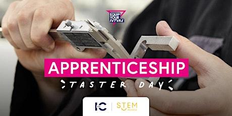 Apprenticeship Taster Day tickets