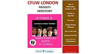 CFUW London Meeting biglietti