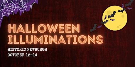 Historic Newburgh Halloween Illuminations tickets