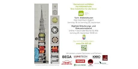 PIA  PERSPEKTIVEN   -  Gemeinsam erSINNen - Turmführungen Tickets