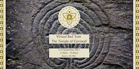 Virtual Red Tent - Full Harvest Moon Gathering - Goddess Ariadne tickets