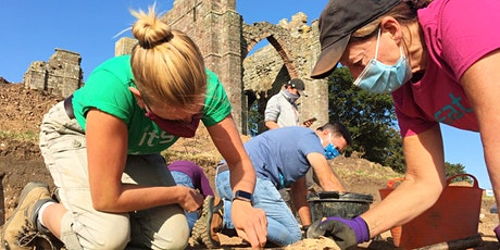 Virtual Tour - Explore early medieval remains on Lindisfarne ingressos