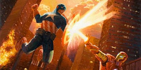 Marvel & Disney FREE Event Oct 1st-3rd Denver Convention Center tickets