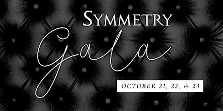 Symmetry Gala 2021 tickets