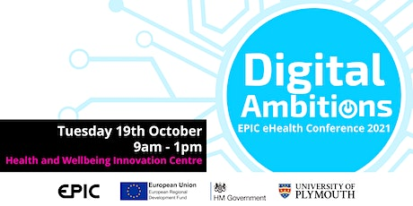 Digital Ambitions: EPIC eHealth Conference 2021 tickets