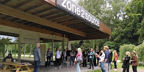Rondleiding Zone2Source en kunst in het Amstelpark, 2e zondag van de maand tickets