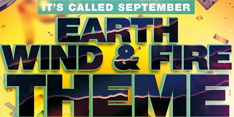 Silent Disco at Overton - Earth, Wind & Fire Theme tickets