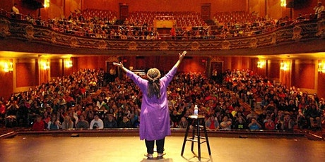 "Arts Discovery Virtual Series - ""Donna Washington, Storyteller"" tickets"