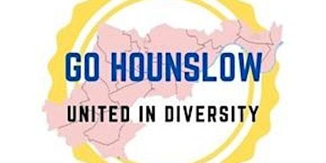 Go Hounslow! World Cafe Event tickets