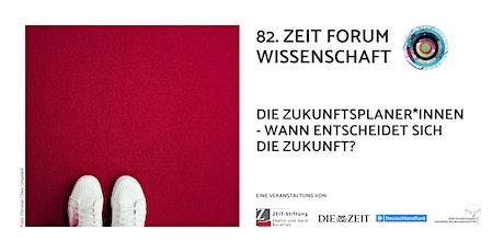 82. ZEIT Forum Wissenschaft tickets