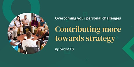Overcome your biggest personal challenges: Contribute more towards strategy tickets
