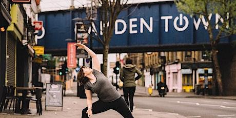 Yoga Club at the London Irish Centre tickets