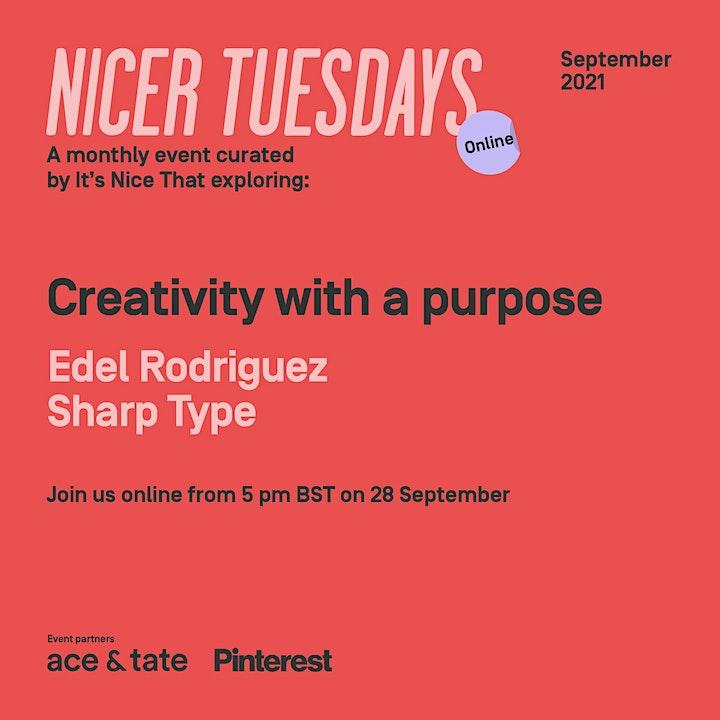 Nicer Tuesdays Online: September image
