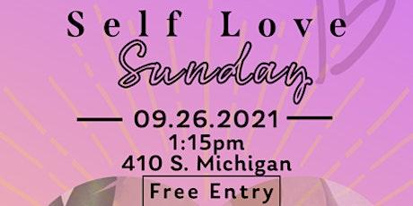 Self-Love Sunday tickets
