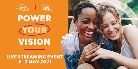 STREAMING | Juice Plus+ LIVE! Bologna - Power your Vision tickets