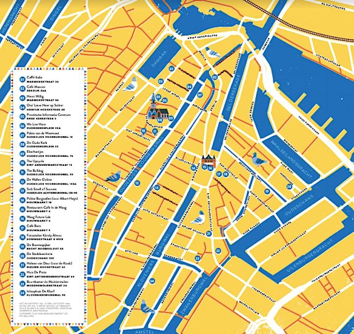 Afbeelding van BUURTFESTIVAL - 26 september @Stadshart Amsterdam
