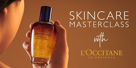 Skincare Masterclass with L'OCCITANE - Bracknell tickets