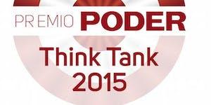 Premio PODER al Think Tank Peruano del Año 2015