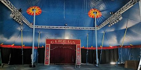 Zirkus- Varieté RHIZOVENTION Tickets